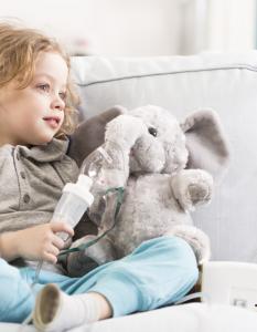 алергия при деца