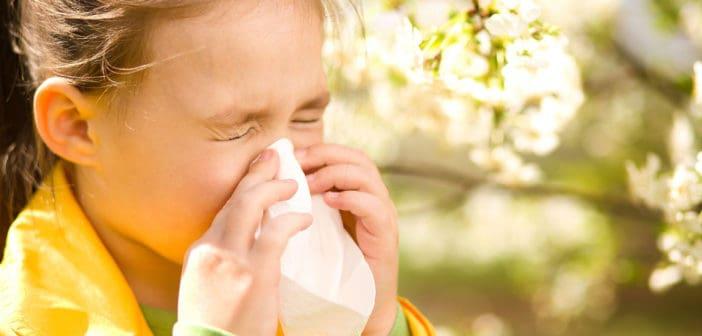 Алергичен ринит при деца – превенция и помощ от природата