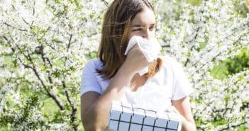 алергичен ринит последици