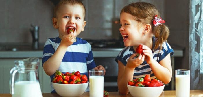 Хранителна алергия при деца и подрастващи – ефективно решение