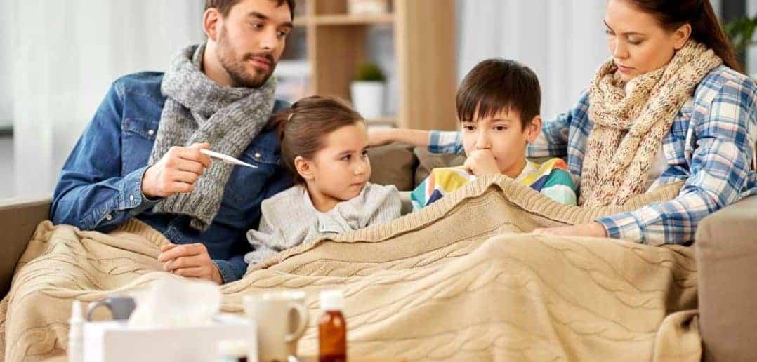 мерки срещу грип