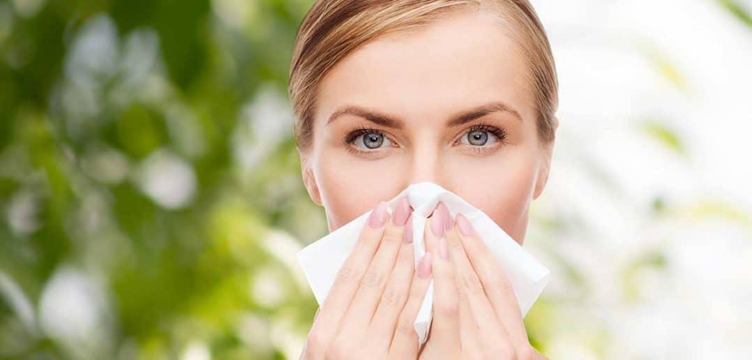 алергия коронавирус