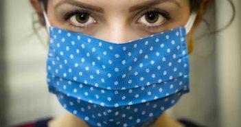 предпазна маска от текстил